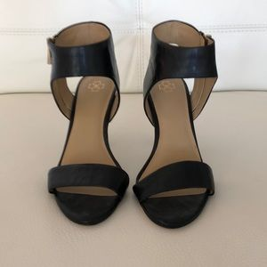 Ann Taylor leather sandals